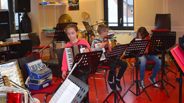 Ecole de musique d'Oberhoffen - AMO 4