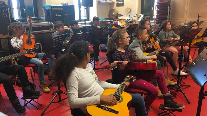 Ecole de musique d'Oberhoffen - AMO 5
