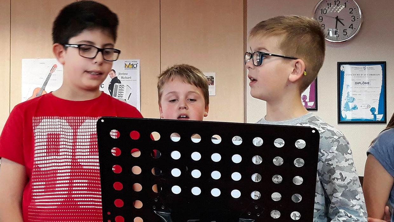 Ecole de musique d'Oberhoffen - AMO 6