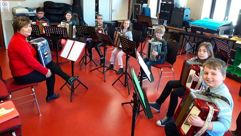 Ecole de musique d'Oberhoffen - AMO 16