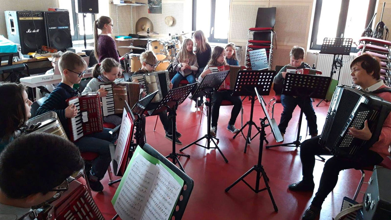 Ecole de musique d'Oberhoffen - AMO 17