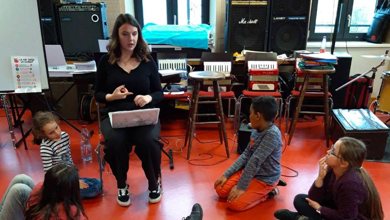 Ecole de musique d'Oberhoffen - AMO 18