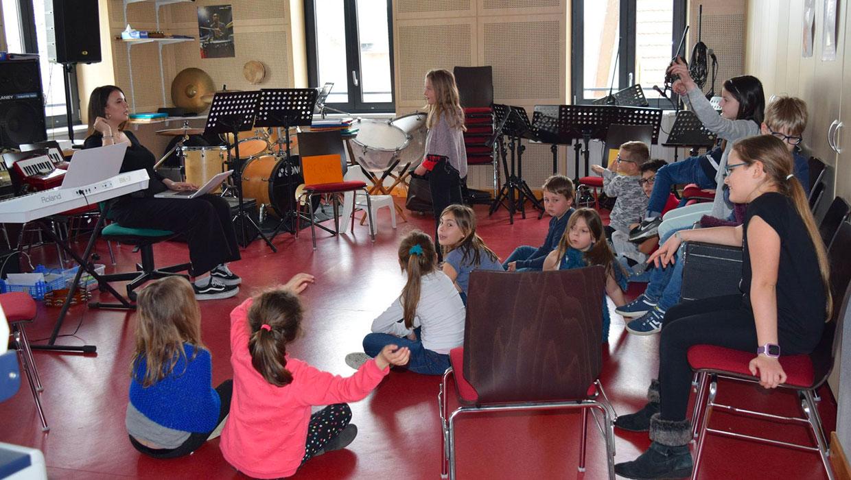 Ecole de musique d'Oberhoffen - AMO 19
