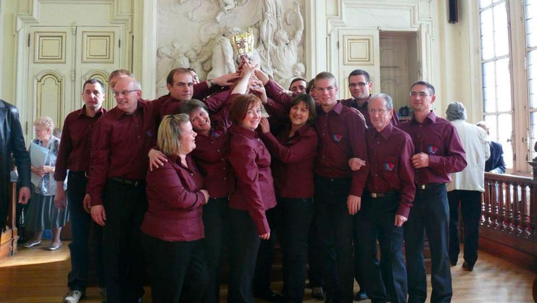 Grand ensemble - Amicale de musique d'Oberhoffen - 2